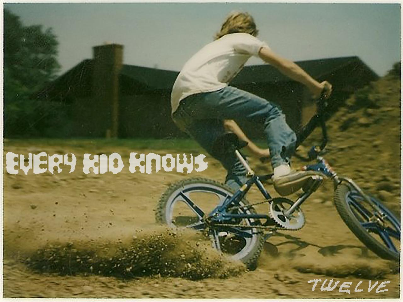 Twelve BMX